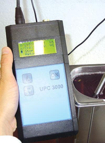 Ultrasonic Cleaning Measurement