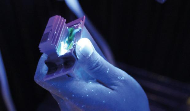 Fluorescent Penetrant Inspection - FPI