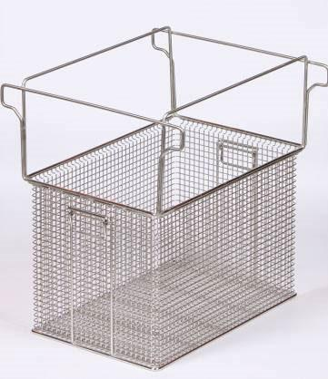 ultrasonic cleaner baskets optima