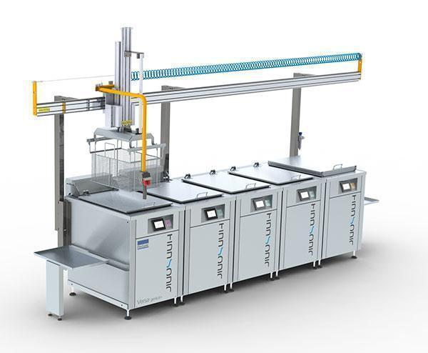 industrial ultrasonic cleaning