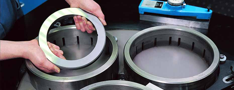 lapping mechanical seals