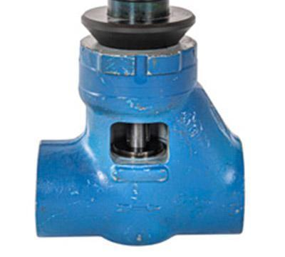 grinding safety and control valves with flat and conical seats