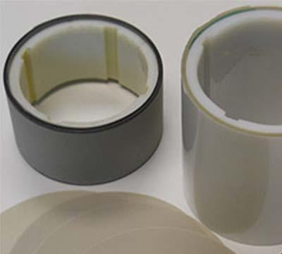 precision coated diamond lapping film