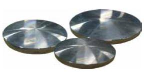 Aluminium wheel for Grinder/Polishers