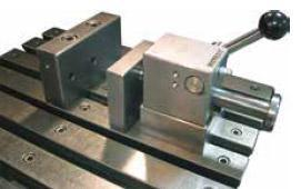 Quick Acting Clamping