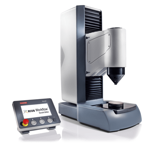 fully automatic hardness tester