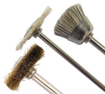 polishing brushes
